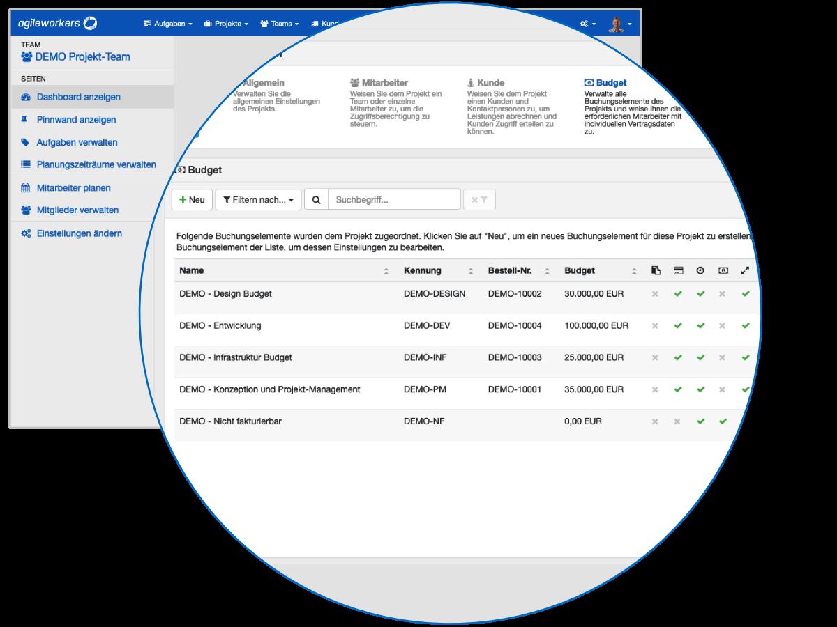 Projekt - Budget Management
